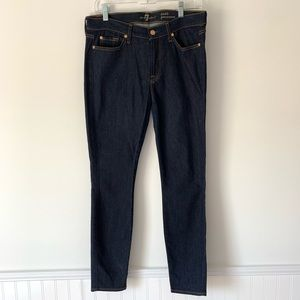7 For All Mankind Jeans - 7 For All Mankind ankle Gwenevere Skinny Jeans 30